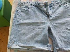 Janina Denim Shorts azure