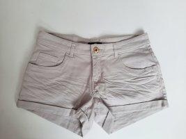 H&M Pantaloncino di jeans grigio chiaro