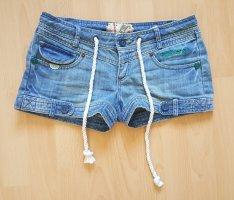 Billabong Pantaloncino di jeans blu