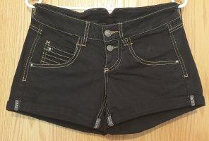 Gang Pantaloncino di jeans nero