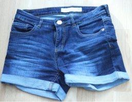 Amisu Shorts azul