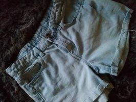 H&M Denim Shorts pale blue