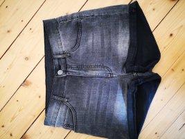Cheap Monday High-Waist-Shorts multicolored