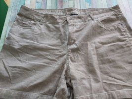 Janina Denim Shorts light brown