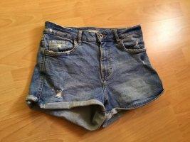 Jeansshorts Hotpants Zara Gr. 36