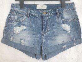 Jeansshorts - Pieces