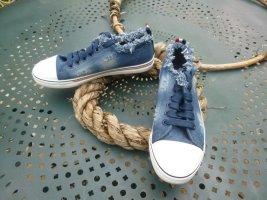 Jeansturnschuh Sneaker Gr. 39