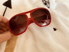 Jee Vice Occhiale stile retro rosso scuro-rosa