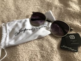Jeepers Peepers Bril zilver