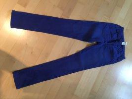 Jeggins von Pieces, Größe S/M, wie neu, blau
