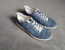 Jenny by Ara Miami Sneaker Blau Gr. 39