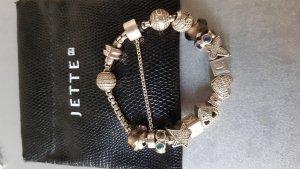 Jette Joop Armband Pure Passion & 14 Beads & Sicherheitskette Zirkonia