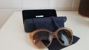Jil Sander Sunglasses gold orange