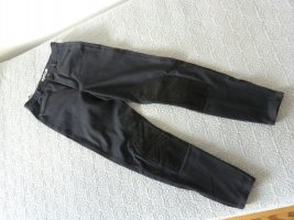 Jil Sander Jodhpurs black cotton