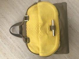 Jimmy Choo Bowling Bag beige-yellow
