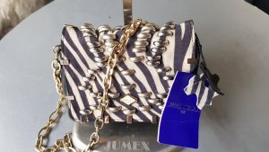 Jimmy Choo for H&M Tasche Schultergurt Animalmuster mit Etikett