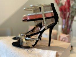 Jimmy Choo Hoge hakken sandalen veelkleurig Leer
