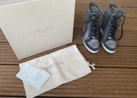 Jimmy Choo High Sneaker Gr. 38
