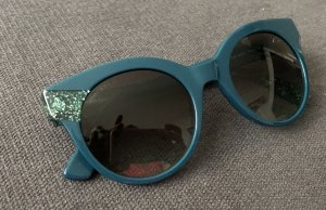 Jimmy Choo Glasses dark green-petrol