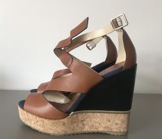 Jimmy Choo Wedges Nate 120 in Gr. 39 Neu!