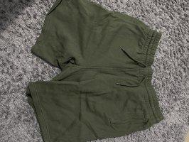 keine Pantalón corto deportivo caqui-gris verdoso
