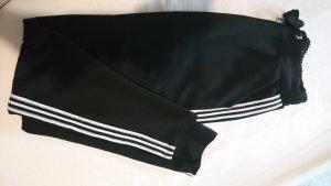 joggpants freizeithose mit Streifen