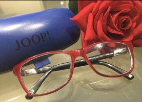 Joop! Gafas rojo ladrillo