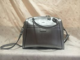Joop! Bowling Bag silver-colored