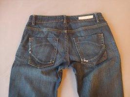 Joop! Jeans Vaquero estilo zanahoria azul