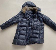 Joop! Quilted Coat dark blue