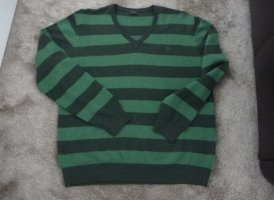 Joop! Maglione di lana verde bosco-verde