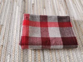 Joop! Bufanda de lana multicolor