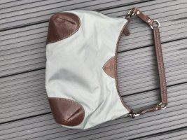 Joop Tasche aus Nylon mit Leder Applikationen