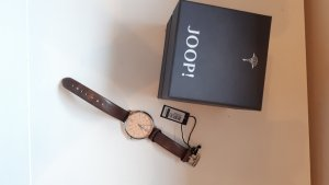 Joop! Watch With Leather Strap multicolored