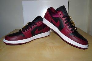 Air Jordan Sneakers met veters veelkleurig Leer