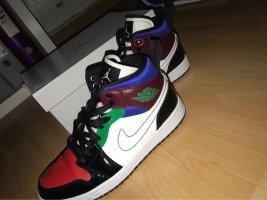 Air Jordan Zapatilla brogue multicolor
