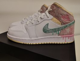 Air Jordan High top sneaker veelkleurig