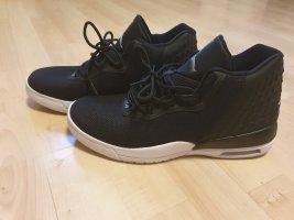 Air Jordan Sznurowane trampki czarny