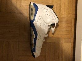 Air Jordan Heel Sneakers white
