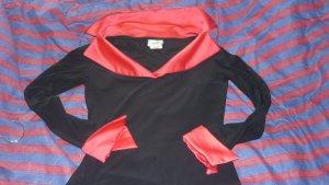 Joseph Ribkoff Splendor Blouse black-red