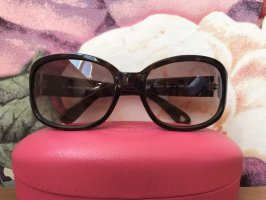 Juicy Couture Oval Sunglasses brown-dark brown