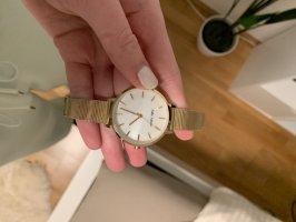 Julie Julsen Pearl Mesh Gold Uhr