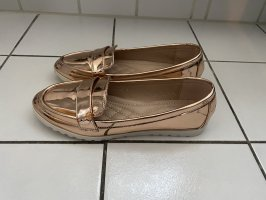 Juliet Loafers rosegold Chrom Gr 37
