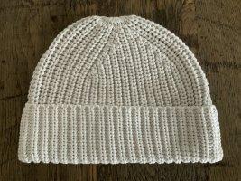 Juvia Bonnet gris clair coton