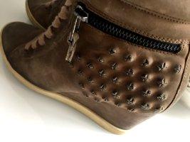 K&S Kennel Schmenger Sneaker, braun, Gr 6