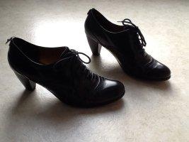 K+S Schnürschuhe schwarz