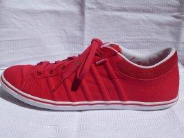 K-SWISS Sneaker rot im klassichen Design