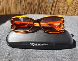 K7195 schwarz orange