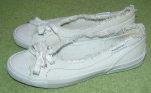 Kangaroos Sneaker Ballerinas Gr. 38 weiss