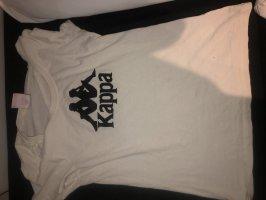 Kappa T-shirt crema